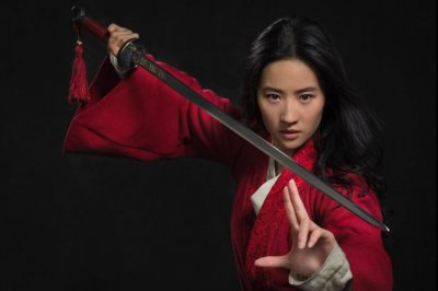 Disney gives first glimpse of live-action 'Mulan'