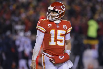 Chiefs QB Patrick Mahomes has full practice for first time since injury