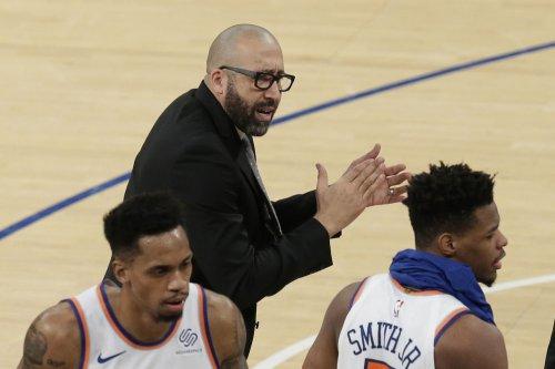 New York Knicks fire head coach David Fizdale