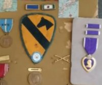 Arizona thrift store worker returns veteran's Purple Heart to family