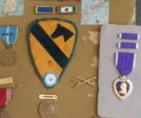 Arizona thrift store worker returns veteran's Purple Heart to family