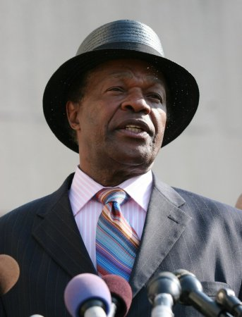 D.C. council censures member Marion Barry