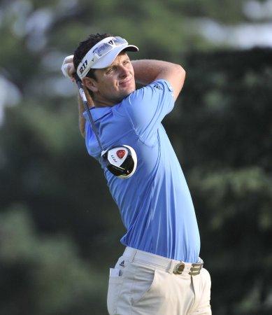 Rose back in golf's Top 10