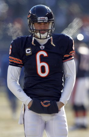 Jay Cutler admits offense problems