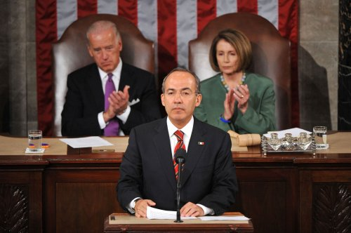 Calderon and the immigration debate