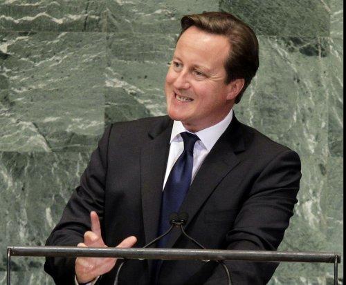 David Cameron invents 'masosadism'
