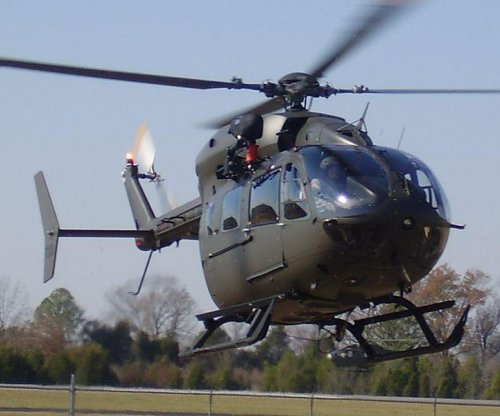 Army receives first production-line configured training helo