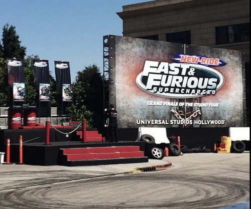 Universal Studios Hollywood unveils 'Fast and Furious' ride, stars attend opening