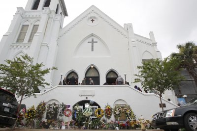 Charleston holds funeral services for church shooting victims