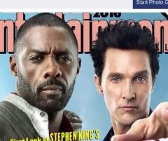 'The Dark Tower': First look at Idris Elba, Matthew McConaughey