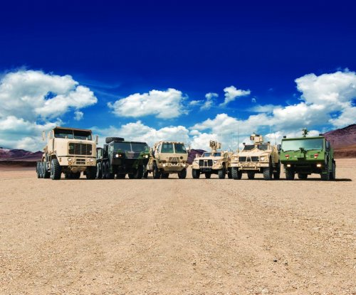 Oshkosh gets $378 million tactical vehicle contract modification