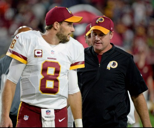"Kirk Cousins ""open minded"" about leaving Washington Redskins"