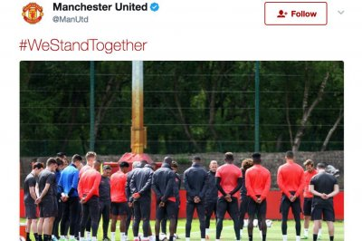 Superstar athletes, teams mourn Manchester victims