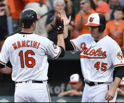Baltimore Orioles blast Boston Red Sox behind bat of Trey Mancini