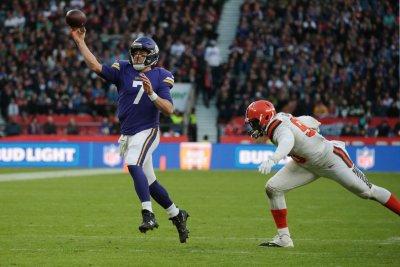 Minnesota Vikings: Mike Zimmer names Case Keenum starting quarterback vs. Atlanta Falcons