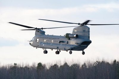 Boeing to modernize Dutch CH-47 helicopters