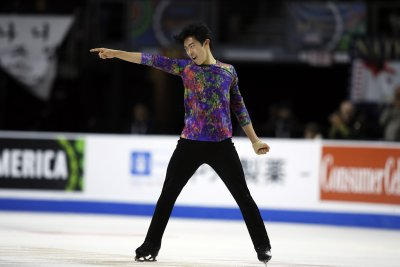 Nathan Chen, Team USA shine at Skate America