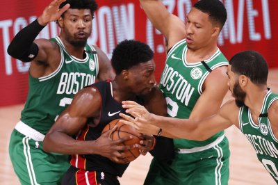 Heat coach Erik Spoelstra: Bam Adebayo 'ready to go' for Game 5