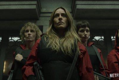 'Money Heist' stars prepare to fight in Season 5, Part 1 trailer