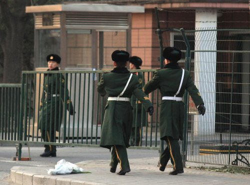 S. Korea on high alert after Kim's death