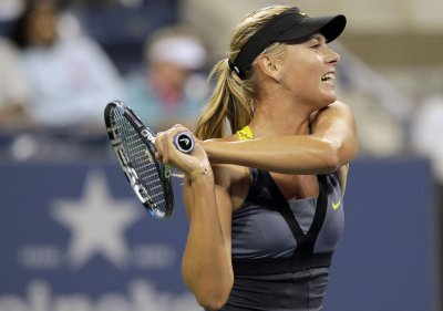 Sharapova wins Paris second round