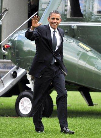 Obama's equipment truck stolen