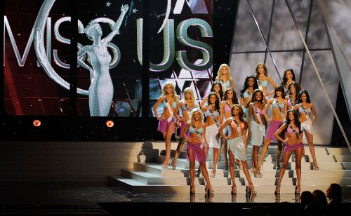 Miss Rhode Island named Miss USA