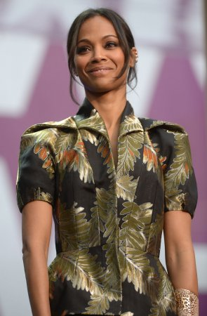 Zoe Saldana married Marco Perego in June