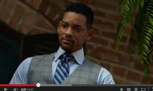 Will Smith stars as a con man in first 'Focus' trailer