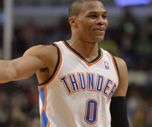 Russell Westbrook leads Oklahoma City Thunder past San Antonio Spurs