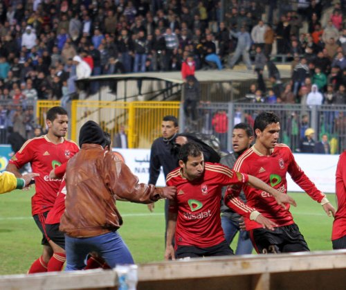 Egypt upholds death sentences of 11 in Port Said soccer riot
