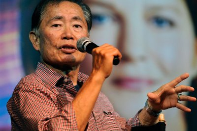 George Takei speaks out about 'feud' with William Shatner