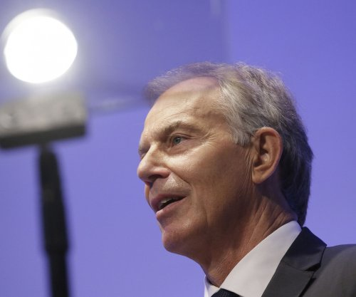 Britain's Tony Blair says he'd rebut Iraq War report if he's found to be in the wrong