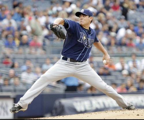 Matt Moore handcuffs Boston Red Sox as Tampa Bay Rays roll to 4-0 win