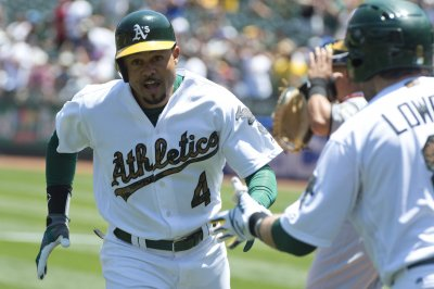 Cleveland Indians complete trade to acquire OF Coco Crisp from Oakland Athletics
