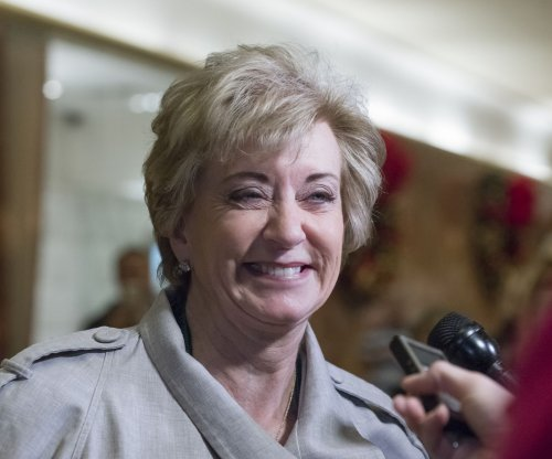 Watch: Linda McMahon's small business confirmation hearing