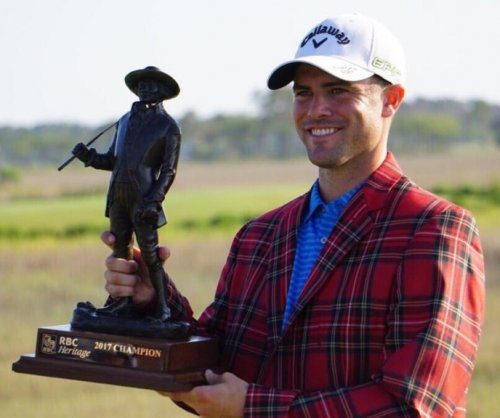Wesley Bryan earns first title at RBC Heritage