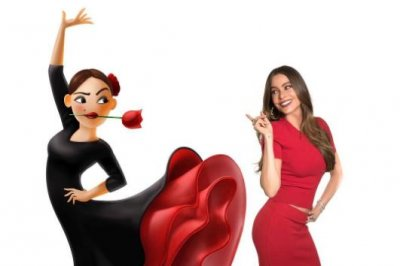 Sofia Vergara to voice Flamenco Dancer Emoji in 'The Emoji Movie'