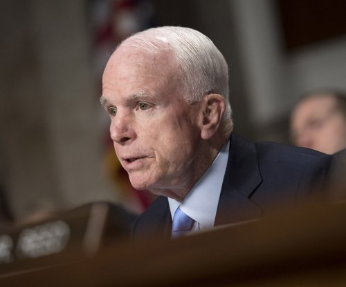 Full text of Sen. John McCain's remarks before Senate