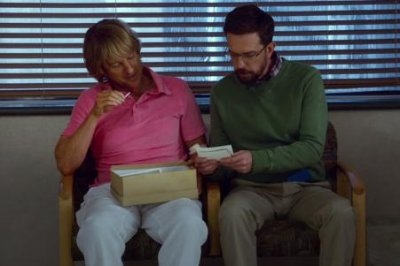 Owen Wilson, Ed Helms search for their dad in first 'Father Figures' trailer