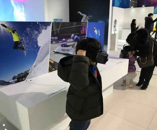 South Korea showcases next-generation technology ahead of Olympics