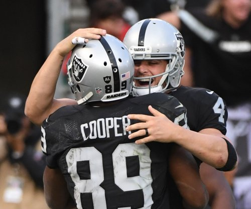 Cowboys trading for Raiders WR Amari Cooper