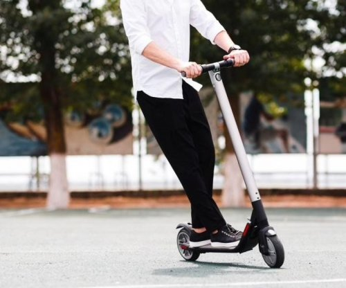 Head injuries from electric scooters increase, study shows