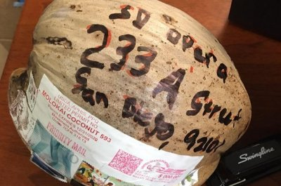 San Diego Opera gets a coconut in the mail