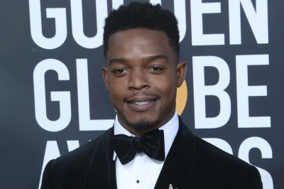 'Selma' actor Stephan James honors the late John Lewis