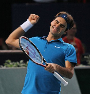Federer ends season with ATP Finals win