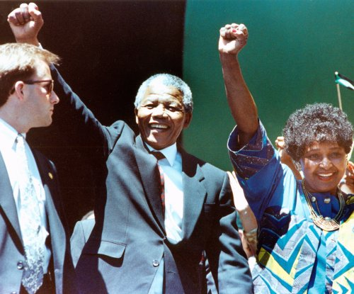 Mandela's grandson charged with rape