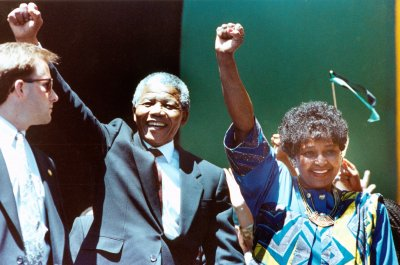 Mandela's grandson charged with rape