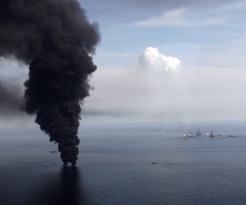 Anadarko reviewing penalty for Gulf oil spill