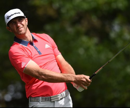Dustin Johnson upstaging Jordan Spieth, Rory McIlroy